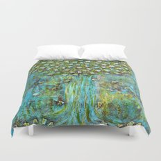 Turquoise home Duvet Cover