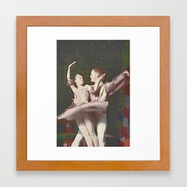 Ballerinas  Framed Art Print
