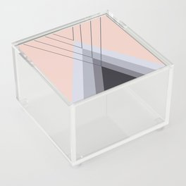 Iglu Pale Dogwood Acrylic Box