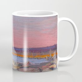 Tom Thomson A Northern Lake Canadian Landscape Artist Coffee Mug