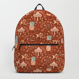 Party Of One Goldfish Birthday Backpack