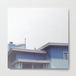 dreaming of a blue sky Metal Print