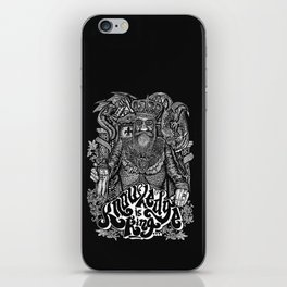 Knowledge is King... iPhone Skin