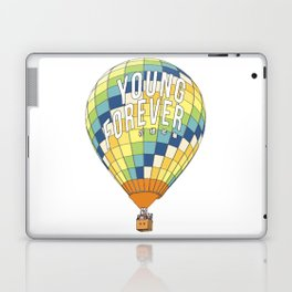young forever Laptop & iPad Skin