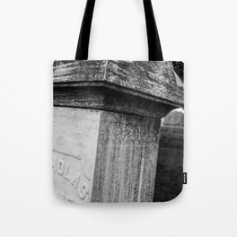 Night Of The Living Dead GraveStone Tote Bag