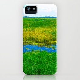 Tembladeras iPhone Case