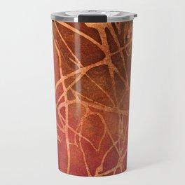 Abstract No. 184 Travel Mug