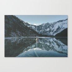 Lapras Lake Canvas Print