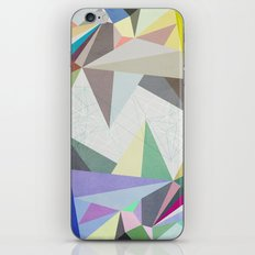 Colorflash 4 iPhone & iPod Skin