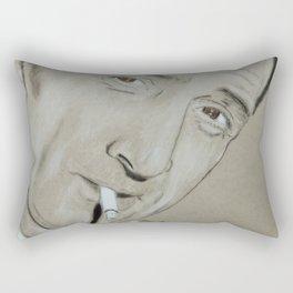 Lino Ventura Rectangular Pillow