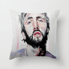 It's not all bad Throw Pillow