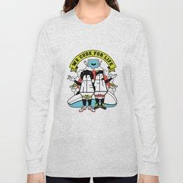 Lorem & Ipsum Long Sleeve T-shirt