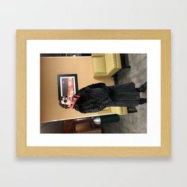 abel in u Framed Art Print
