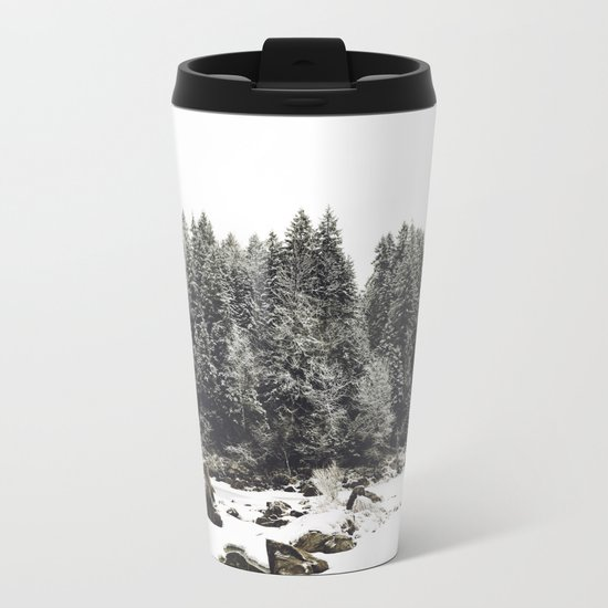 All is well - Landscape photography Metal Travel Mug