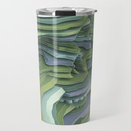 Slice of Life (Green) Travel Mug