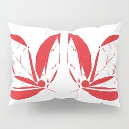 Leaf Bird Pillow Sham