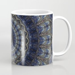 Night Sky Mandala Coffee Mug