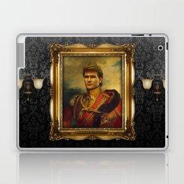 Patrick Swayze - replaceface Laptop & iPad Skin