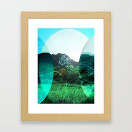 Adios Tapochau Framed Art Print