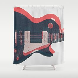 Rock! 02 Shower Curtain