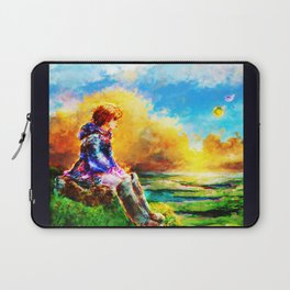 Nausicaa of the Valley of the Wind Laptop Sleeve