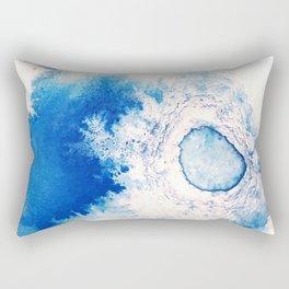 Basal Ice Rectangular Pillow