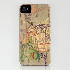 All Mine San Francisco iPhone (4, 4s) Slim Case
