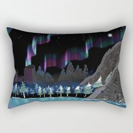 Magic In The Sky Rectangular Pillow