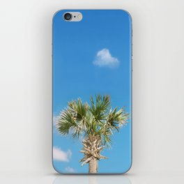"""Happy Palm"" iPhone Skin"