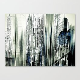Urbania b52 Canvas Print