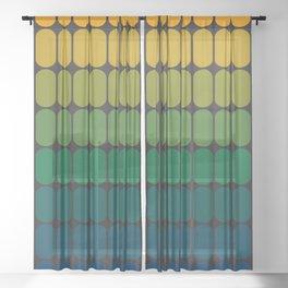 Verdant Capsule Sheer Curtain