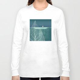 OCEAN WONDERLAND VIII Long Sleeve T-shirt