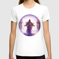 christ T-shirts featuring Christ-Kay by Disk System