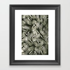 In The Icy Air of Night - Silver Screen Edition Framed Art Print