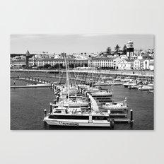 Ponta Delgada, Azores Canvas Print