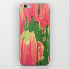 Tulip Tantrum iPhone & iPod Skin