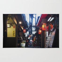 Shinjuku Eats Rug