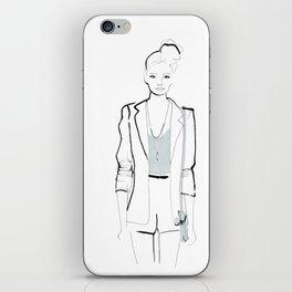 Naiomi iPhone Skin