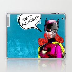 Batgirl Laptop & iPad Skin