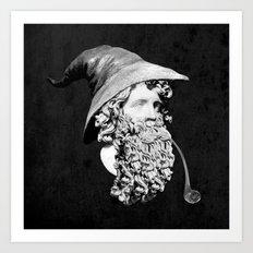 Gandalf the Great Art Print