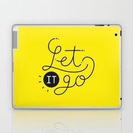 Let it go Laptop & iPad Skin