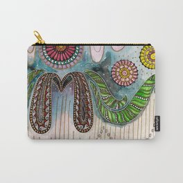Cosmic Luster Carry-All Pouch