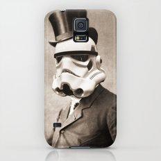Portrait of a Sir Stormtrooper Galaxy S5 Slim Case