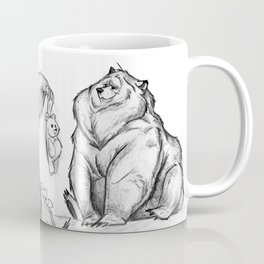 This is not my son ... Coffee Mug