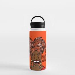 La Reina Celia Cruz Water Bottle