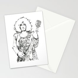 Marc Bolan Stationery Cards