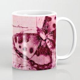 pink postage Coffee Mug