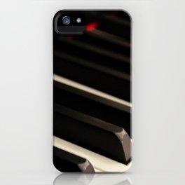 Piano 3 iPhone Case