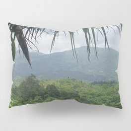 Puerto Rico Scenery Pillow Sham