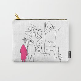 twin flame Carry-All Pouch